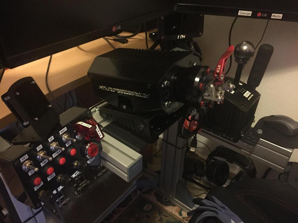 AccuForce Pro V2 - Racing wheel for gamers - PC Gaming Forum