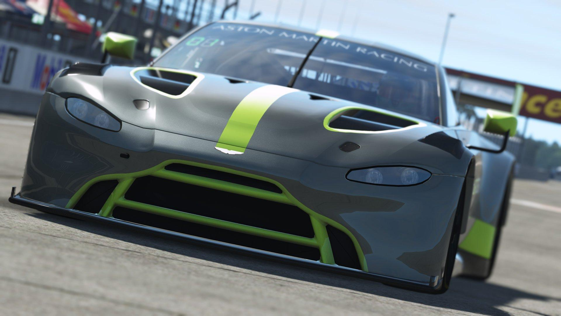 GT3 Challengers Pack - rFactor2 Cars - PC Gaming Forum